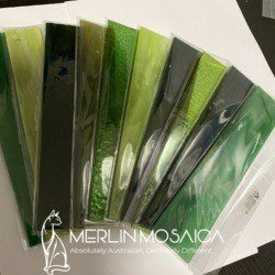 Stained Glass Strips